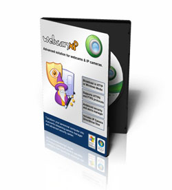 WebcamXP Retail DVD