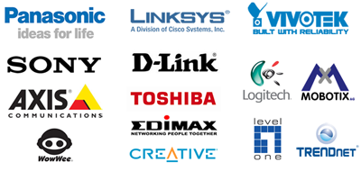Supported hardware manufacturers